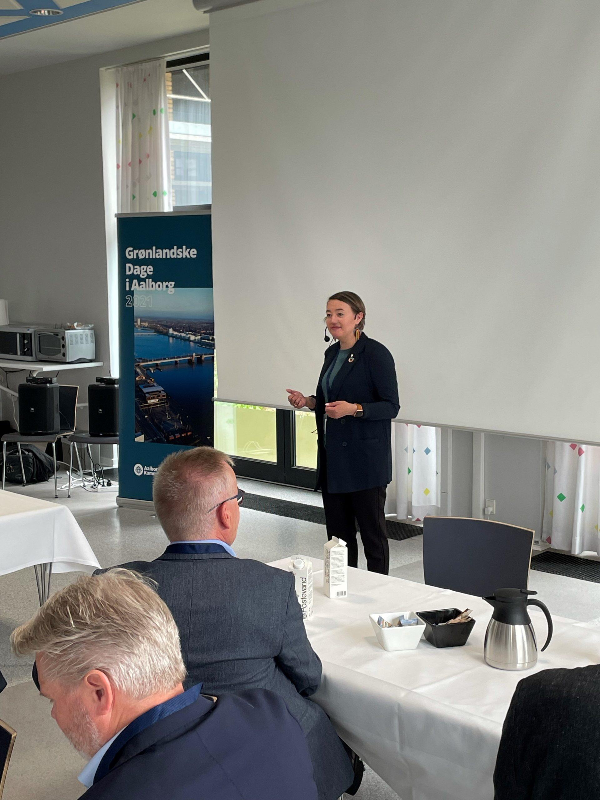Grønlandske dage i Aalborg: Erhvervsudvikling i fokus