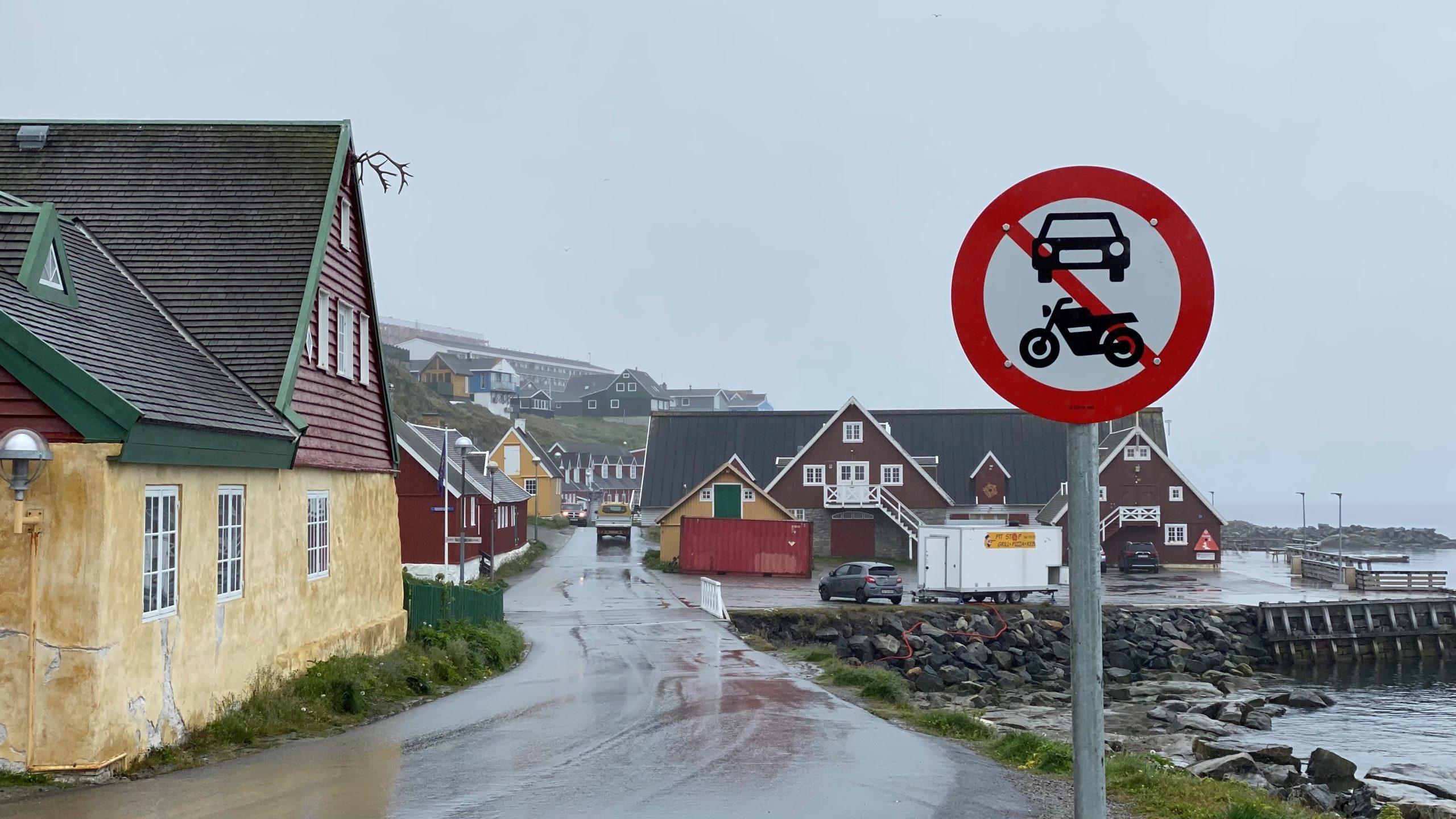 Ærindekørsel er stadig tilladt på Hans Egedesvej