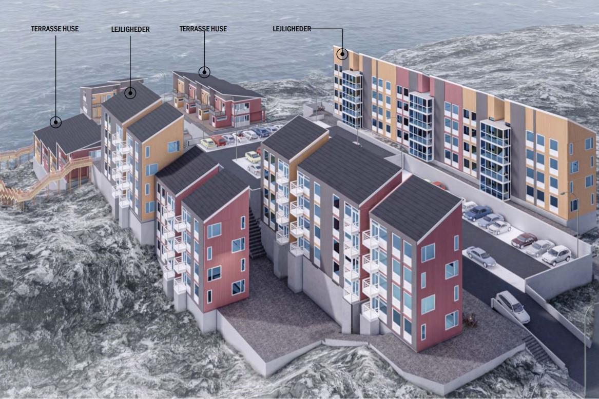 """Informationsmøde: Projektansøgning """"Boliger i Ningitsivik, Qinngorput, Nuuk"""""""